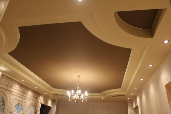 Как правильно выполнить монтаж тканевого потолка