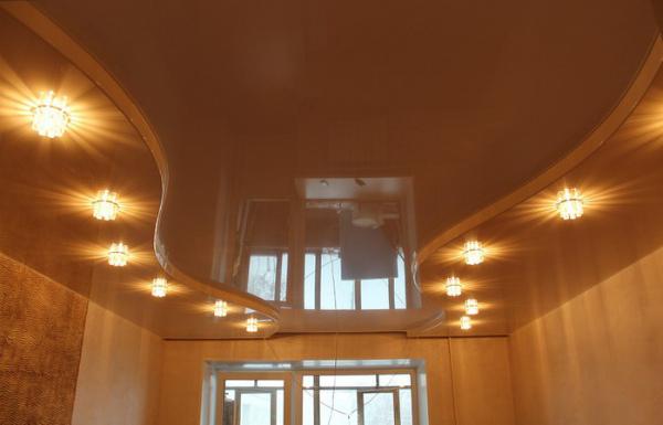 Профессиональные натяжные потолки